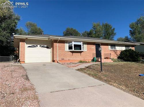 Photo of 546 Loomis Avenue, Colorado Springs, CO 80906 (MLS # 2605977)