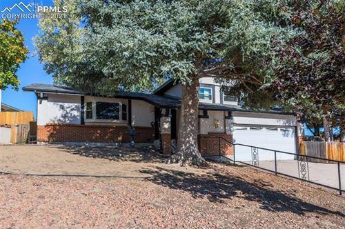 Photo of 2725 Cibola Drive, Colorado Springs, CO 80917 (MLS # 9448977)