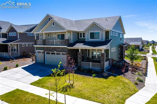 Photo of 8449 Boulder Banks Court, Colorado Springs, CO 80927 (MLS # 2861978)
