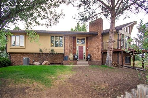 Photo of 3940 Regency Drive, Colorado Springs, CO 80906 (MLS # 4824979)