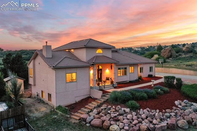 5290 Turquoise Drive, Colorado Springs, CO 80918 - #: 6325979