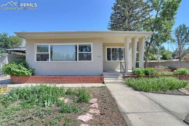 1722 E Cache La Poudre Street, Colorado Springs, CO 80909 - #: 3935980
