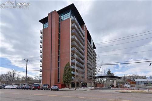 Photo of 417 E Kiowa Street #302, Colorado Springs, CO 80903 (MLS # 8222981)