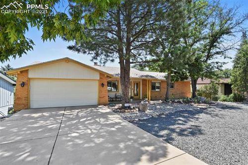 Photo of 2437 Virgo Drive, Colorado Springs, CO 80906 (MLS # 7680982)