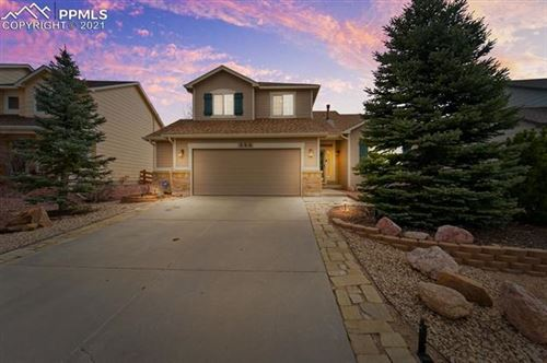 Photo of 354 Oxbow Drive, Monument, CO 80132 (MLS # 9332982)