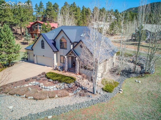 Photo for 790 Skyline Drive, Woodland Park, CO 80863 (MLS # 2322982)