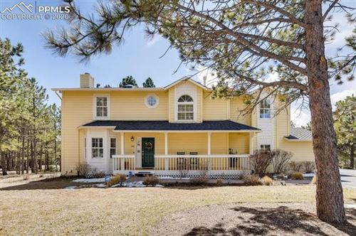 Photo of 685 Country Drive, Monument, CO 80132 (MLS # 7542984)
