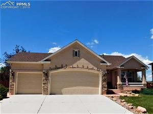Photo of 6388 Butch Cassidy Boulevard, Colorado Springs, CO 80923 (MLS # 3885985)