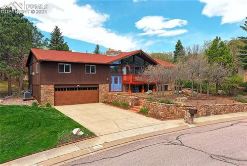 Photo of 5020 CLIFF POINT Circle, Colorado Springs, CO 80919 (MLS # 9168985)