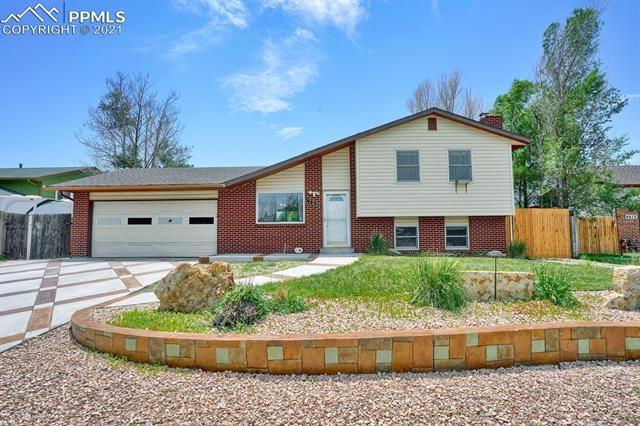 4621 Gatewood Drive, Colorado Springs, CO 80916 - #: 8648985