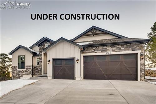 Photo of 5438 Janga Drive, Colorado Springs, CO 80924 (MLS # 5421986)