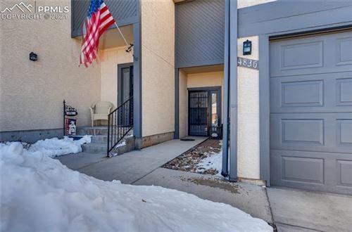 Photo of 4835 Bluestem Drive, Colorado Springs, CO 80917 (MLS # 1459988)