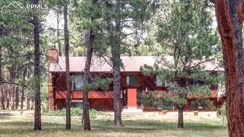Photo of 10870 Hardy Road, Colorado Springs, CO 80908 (MLS # 3068989)