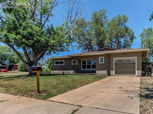 Photo of 100 Larch Drive, Colorado Springs, CO 80911 (MLS # 5808989)