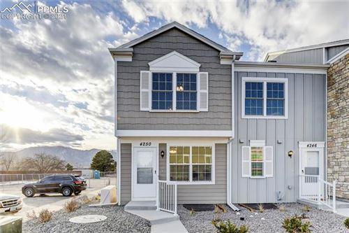 Photo of 4250 Charleston Drive, Colorado Springs, CO 80916 (MLS # 8768989)