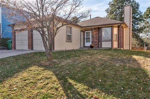 Photo of 6640 Glade Park Drive, Colorado Springs, CO 80918 (MLS # 8221992)