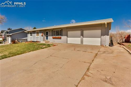 Photo of 6630 Player Place, Colorado Springs, CO 80911 (MLS # 6463993)