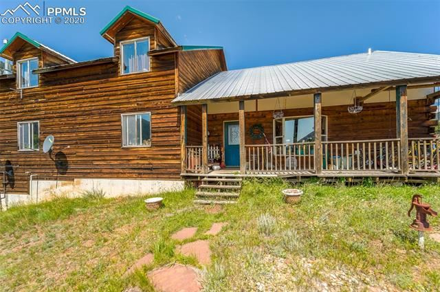 Photo for 9620 Chipita Park Road, Cascade, CO 80809 (MLS # 6913993)