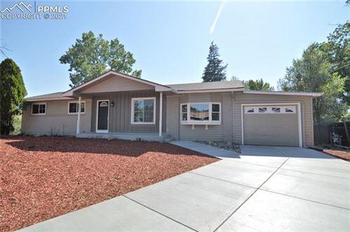 Photo of 603 Del Brook Drive, Colorado Springs, CO 80911 (MLS # 1455994)