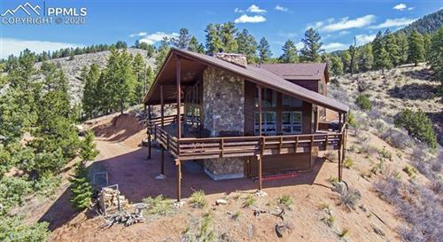 Photo of 270 Spruce Road, Woodland Park, CO 80863 (MLS # 3396994)