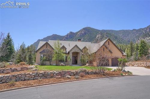 Photo of 975 Grey Mountain Point, Colorado Springs, CO 80906 (MLS # 7710994)