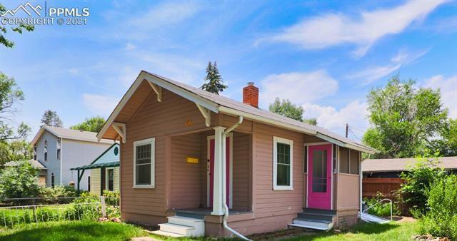 326 N Sheridan Avenue, Colorado Springs, CO 80909 - #: 8249994