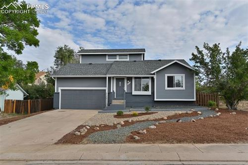 Photo of 7436 Liberty Bell Drive, Colorado Springs, CO 80920 (MLS # 1315997)