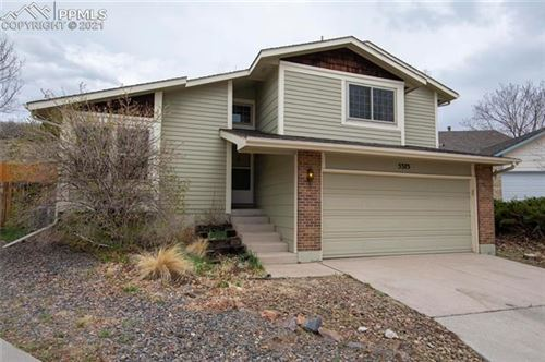 Photo of 5375 Evening Light Court, Colorado Springs, CO 80917 (MLS # 4916997)