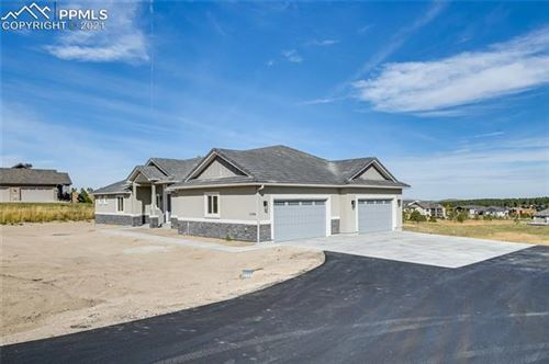 Photo of 17394 Pond View Place, Colorado Springs, CO 80908 (MLS # 3008998)