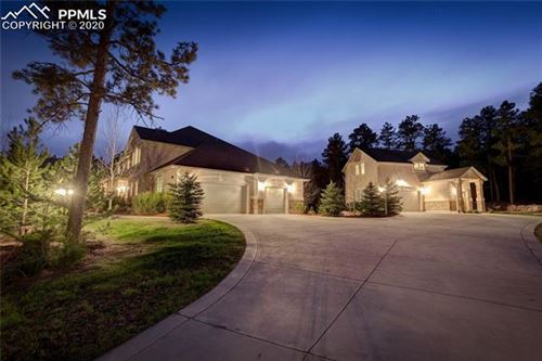 Photo of 16190 Forest Light Drive, Colorado Springs, CO 80908 (MLS # 7301999)