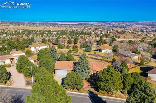 Photo of 810 point of the pines Drive, Colorado Springs, CO 80919 (MLS # 7446999)