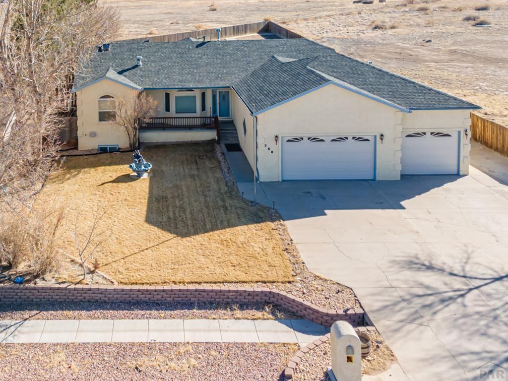 558 E Clarion Dr, Pueblo West, CO 81007 - #: 192257