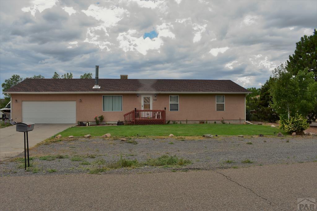 345 S Littler Dr, Pueblo West, CO 81007 - #: 187416