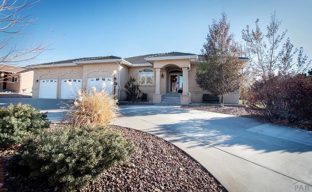 432 W Archer Dr, Pueblo West, CO 81007 - #: 190461