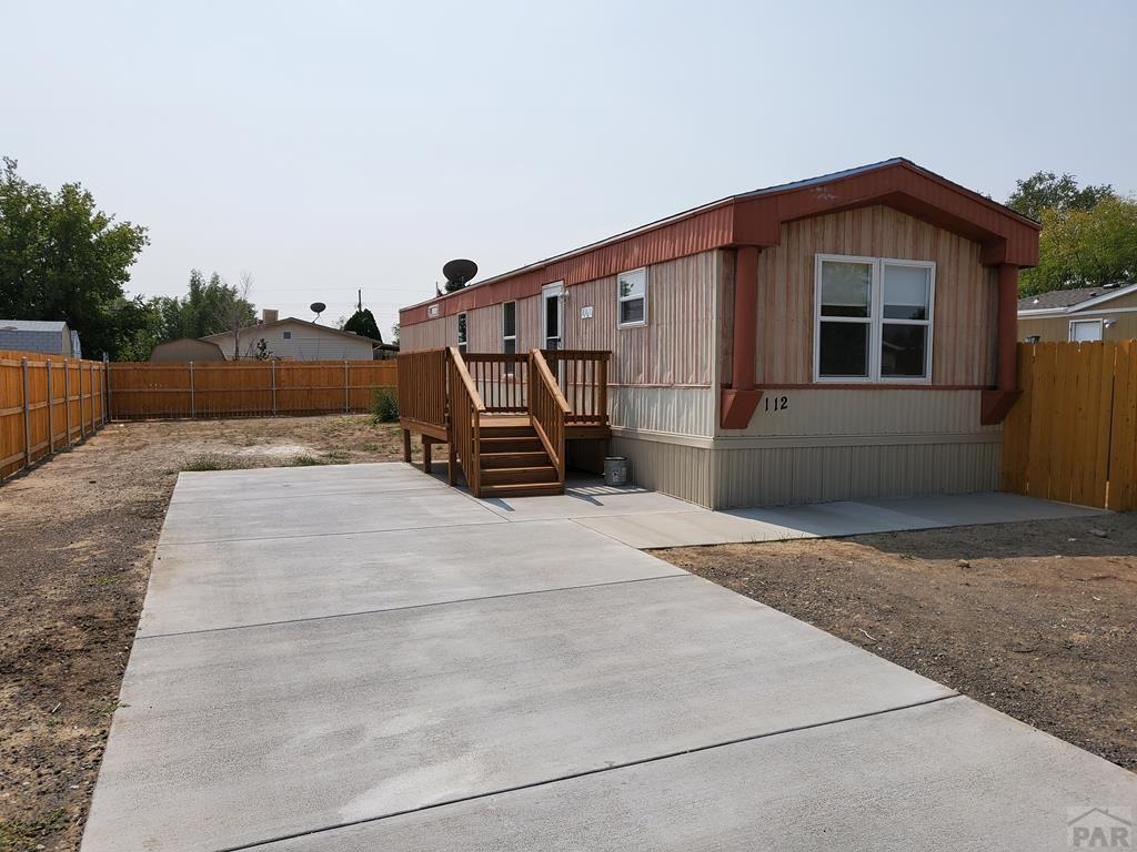 112 E Homer Dr, Pueblo West, CO 81007 - #: 188592
