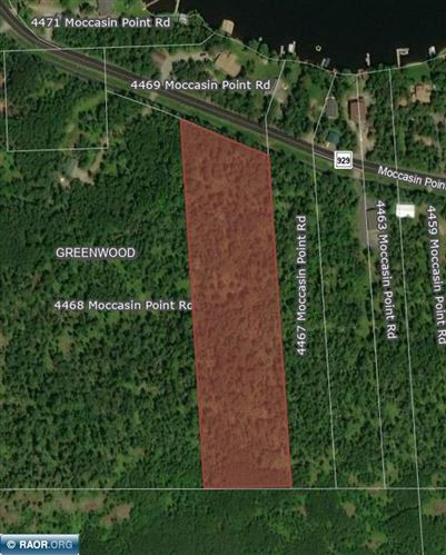 Photo of TBD Moccasin Point Rd, Tower, MN 55790 (MLS # 140667)