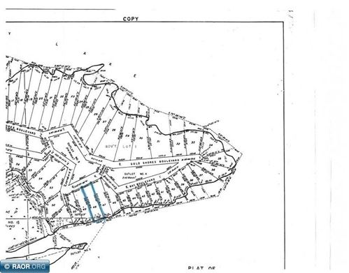 Photo of Lot 48 Gold Shores First Addition, International Falls, MN 56649 (MLS # 139753)