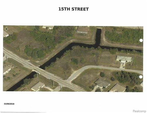 Photo of 4800/0 15 Th Street, Lehigh Acres, FL 33971 (MLS # 211069000)