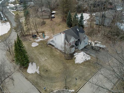 Tiny photo for 8934 Minne Wanna Road, Independence Township, MI 48348 (MLS # 2200019004)