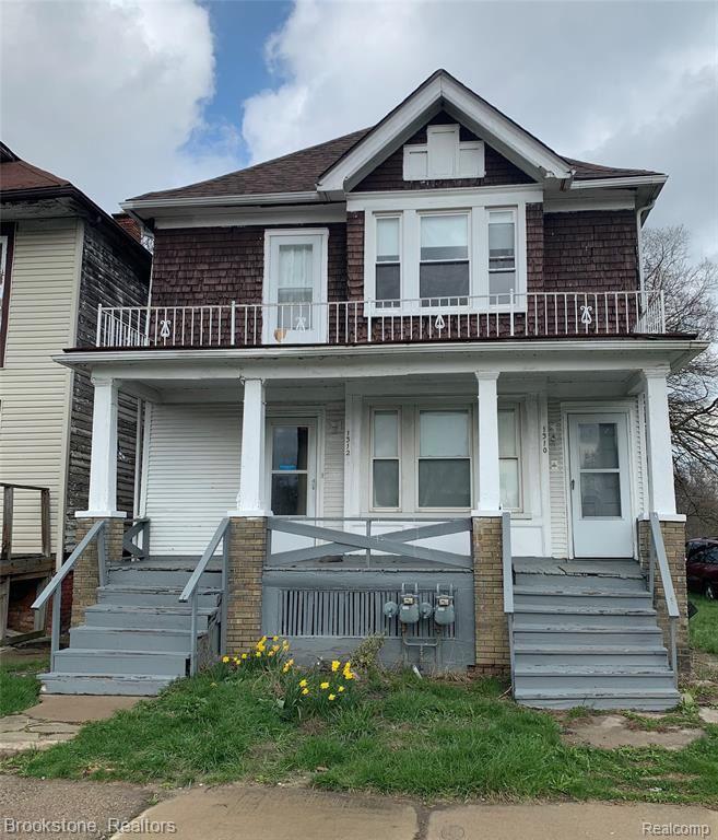1310 CHALMERS Street, Detroit, MI 48215 - MLS#: 2210028006