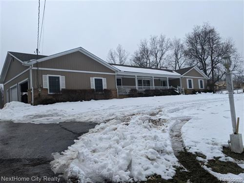Photo of 7375 OAK HILL Road, Independence Township, MI 48348 (MLS # 2210013008)