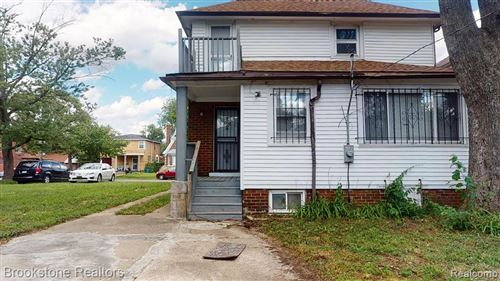 Tiny photo for 17603 OHIO Street, Detroit, MI 48221 (MLS # 2200061009)
