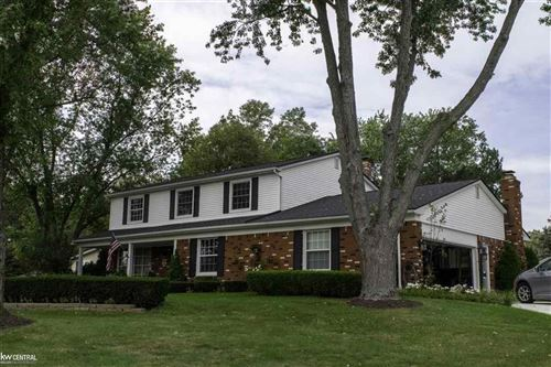 Photo of 60553 FAWNBROOK CT, WASHINGTON Township, MI 48094 (MLS # 58050056020)