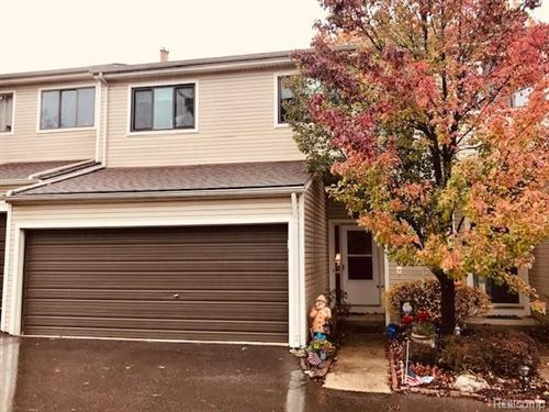 Photo of 5868 SHORE Court, Independence Township, MI 48346 (MLS # 219119021)