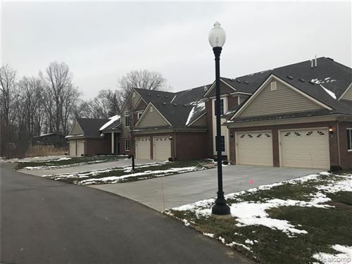 Photo of 3822 Eagle Creek Drive #74, Shelby Township, MI 48317 (MLS # 2210001024)