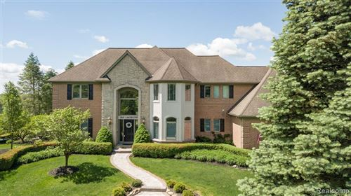 Photo of 9147 LAKEBLUFF Drive, Springfield Township, MI 48348 (MLS # 2200038030)