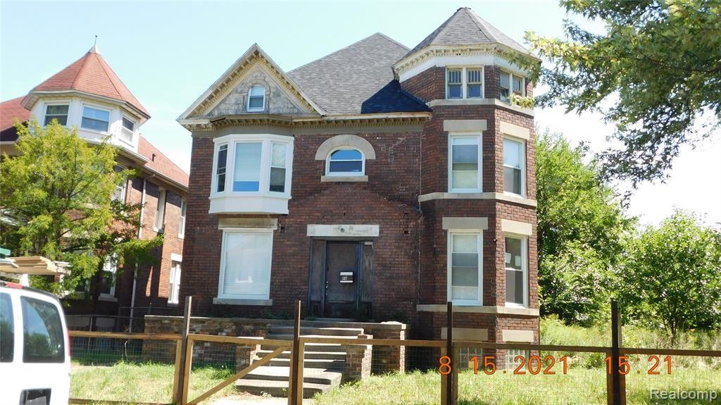 96 MELBOURNE Street, Detroit, MI 48202 - MLS#: 2210080036