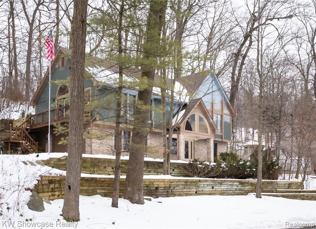 Photo for 8835 MINNE WANNA Road, Independence Township, MI 48348 (MLS # 2200008039)