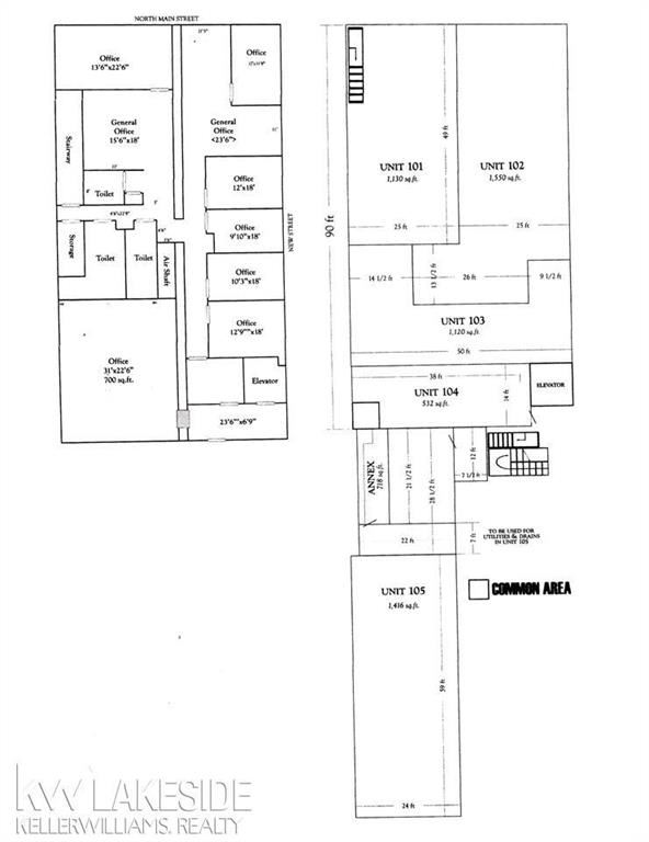 Photo of 70 CHERRY STREET #Suite 105, Mount Clemens, MI 48043 (MLS # 58031395048)
