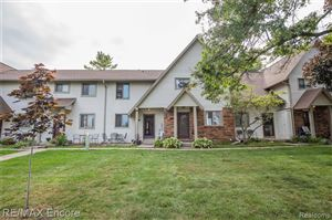Photo of 7310 BLUEWATER Drive #118, Springfield Township, MI 48348 (MLS # 219094054)